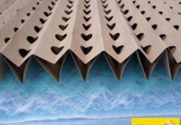 Filter für Lackierkabinen - Farbnebelabsaugwand Filter für die Lackierkabine Lackieranlage Farbspritzwand und Spritzstand